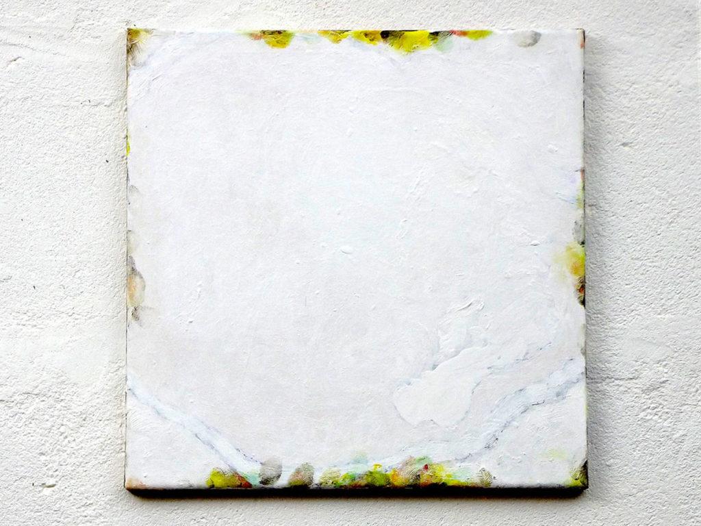 tableau blanc, traces