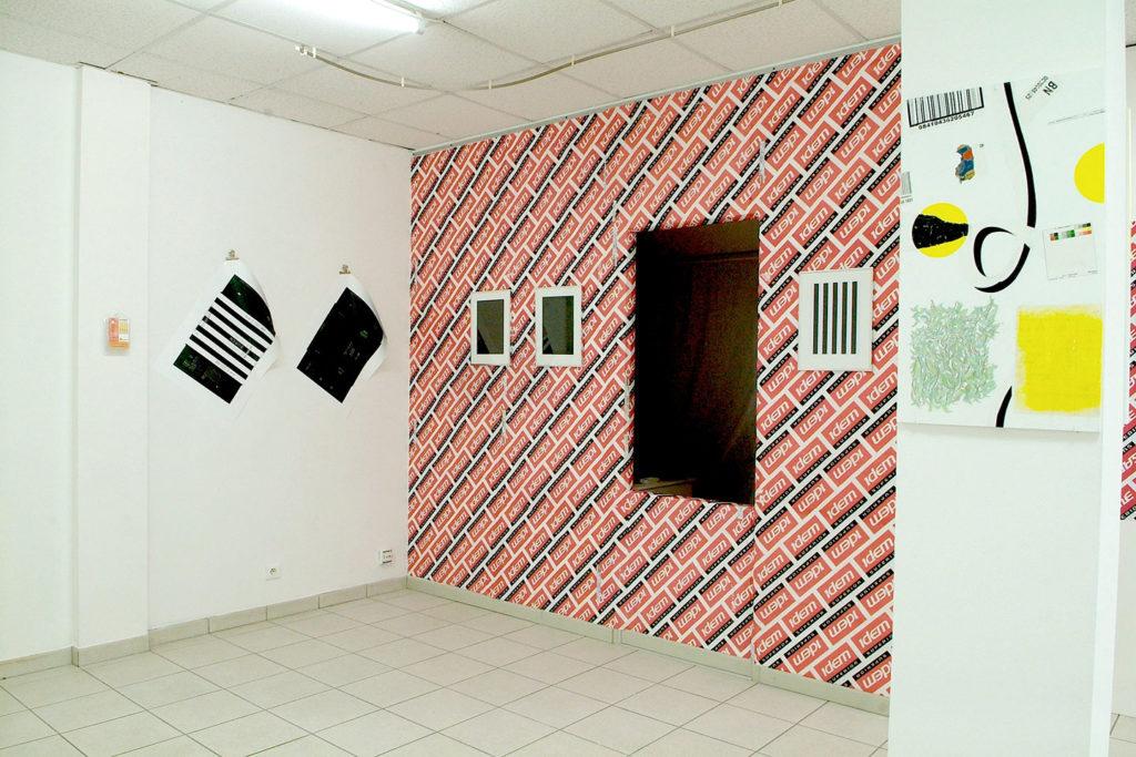 """expo """"1,61803399"""" à La Gâterie, La Roche s/Yon"""