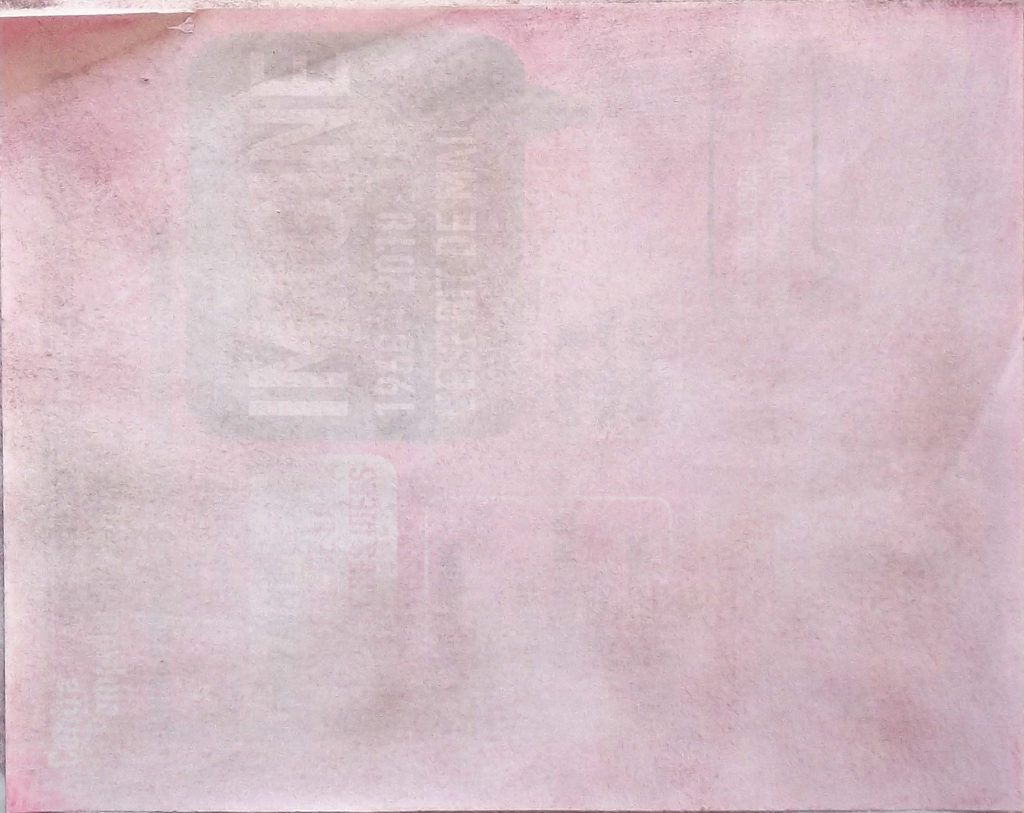 papier poncé