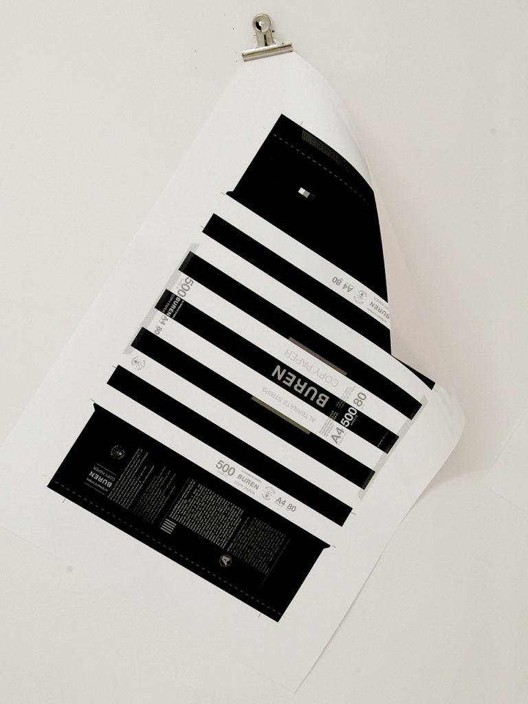 emballage de ramette de papier pour photocopieur