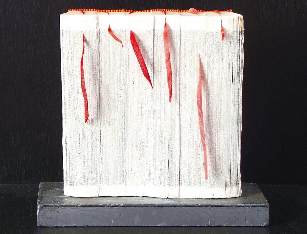 Natali HUON, 2019, livre et signets