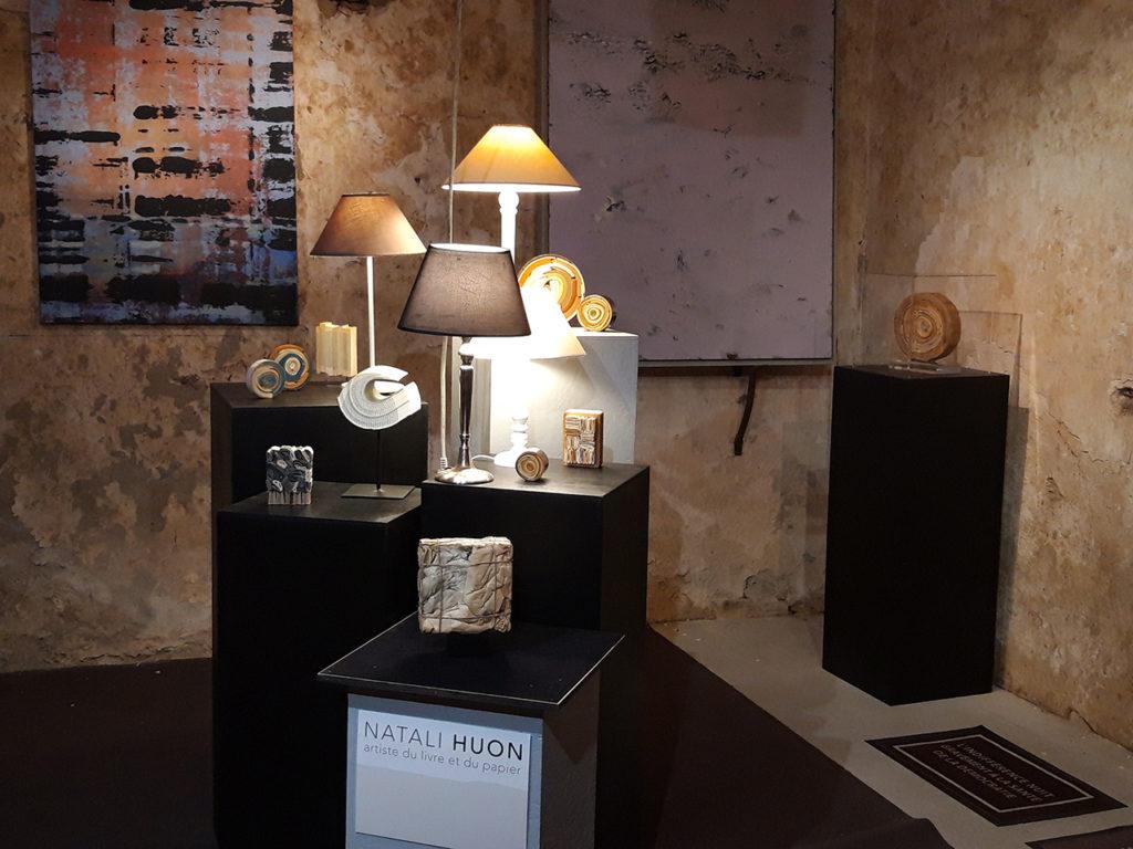 exposition Natali Huon