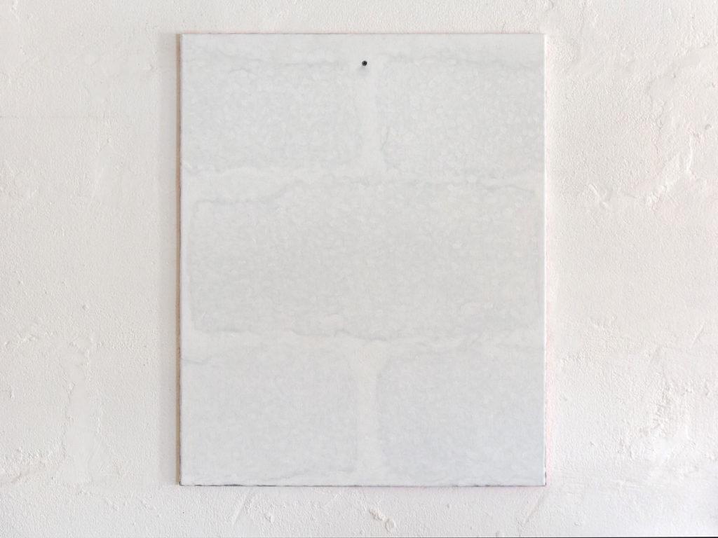Mur de l'atelier de JClaude Artaud