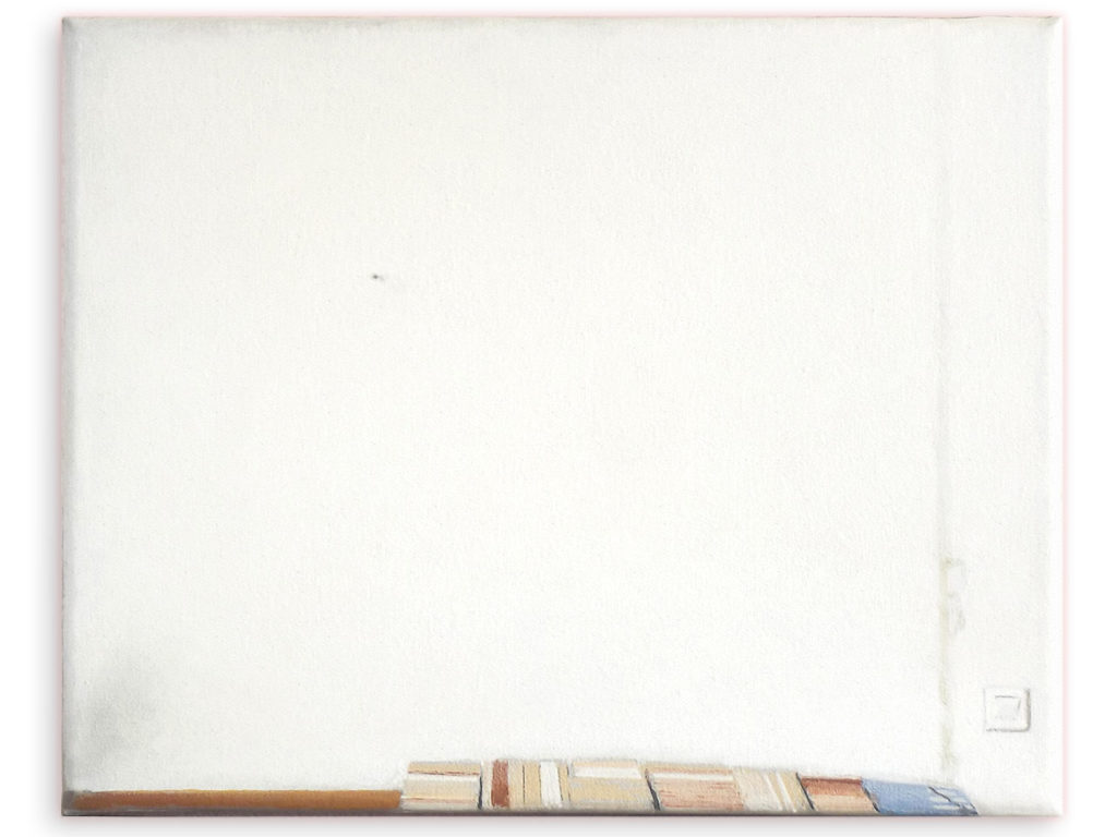 Mur de l'atelier de Natali Huon