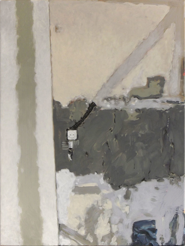 tableau de mur (chantier)